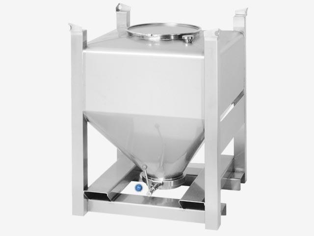 IBC Container für Pharma & Biotech